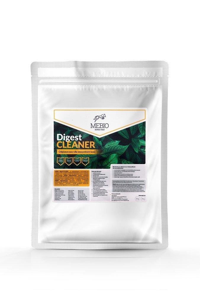 Odpiaszczacz Digest Clean 2 kg Mebio