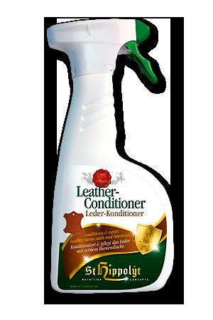 Spray nawilżający wyroby skórzane – Leather Conditioner 500 ml  St. Hippolyt