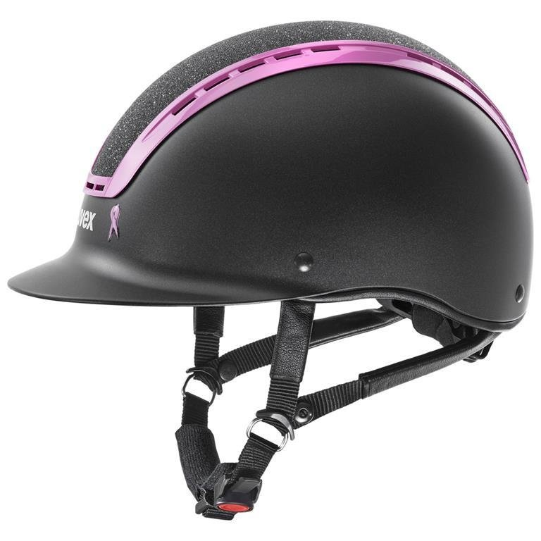 Kask Suxxeed Pink Ribbon Uvex