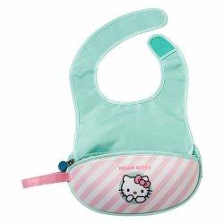 Śliniak dla niemowlaka w saszetce, Hello Kitty Candy Floss