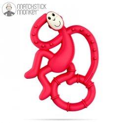 Mini Monkey Red Gryzak Masujący