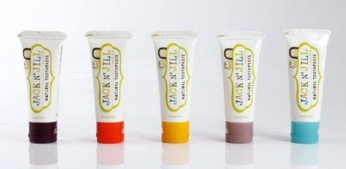 Naturalna Pasta do zębów, organiczna borówka i Xylitol, 50g
