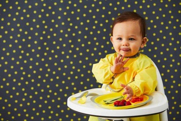 Pierwsze sztućce dla niemowląt, Strawberry Shake, 9m+