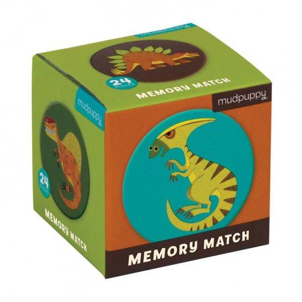 Gra Mini Memory Dinozaury