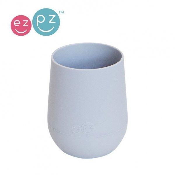 Silikonowy kubeczek Mini Cup 120 ml pastelowa szarość