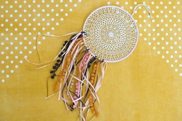 Mata do zabawy piankowa podłogowa Prettier Playmat Earth Mustard Flower