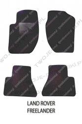 Dywaniki welurowe Land Rover Freelander