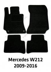 Dywaniki welurowe Mercedes W212 E-Klasa