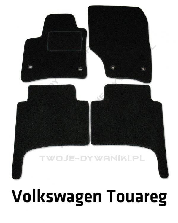 Dywaniki welurowe Volkswagen Touareg