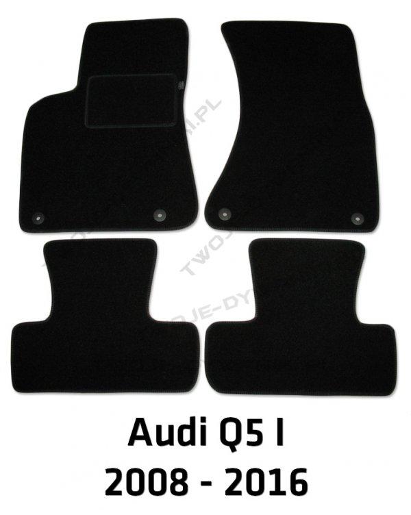 Dywaniki welurowe Audi Q5