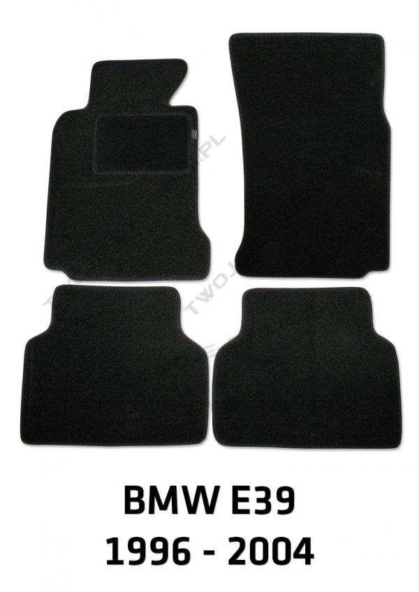 Dywaniki welurowe BMW e39 5 Series