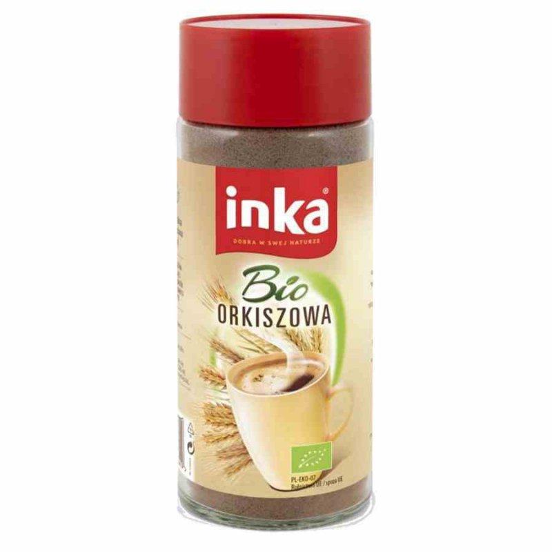 Kawa Inka orkiszowa BIO, 100g