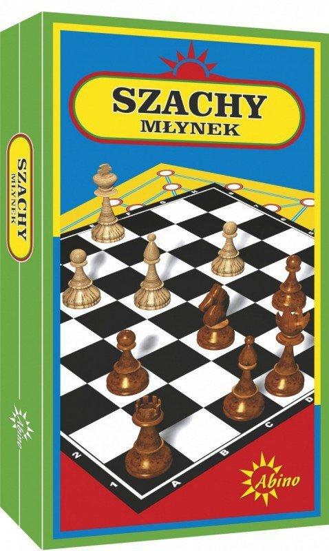 Gra Szachy - Młynek