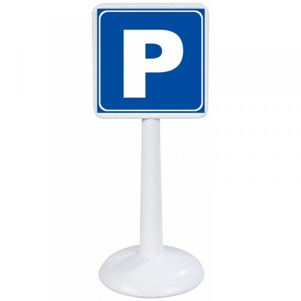 WOOPIE Zestaw Edukacyjny Mini Znaków Drogowych 16 el. + Samochodzik