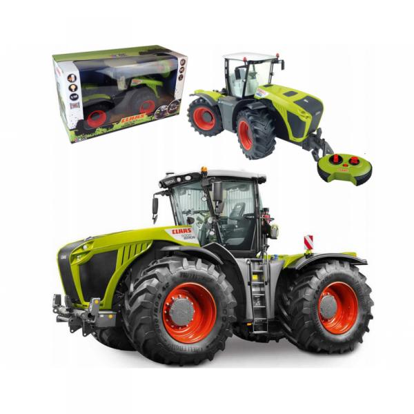 Traktor do Bruder Sterowany CLAAS Axion DUŻY 1:16 Happy People