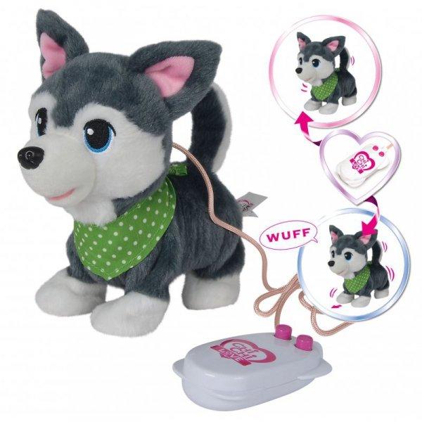 Simba Chi Chi Love Szczeniaczek Interaktywny Piesek Husky