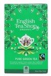 English Tea Shop, Herbata Pure Green Tea, 20 saszetek