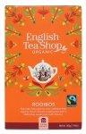 English Tea Shop, Herbata Rooibos, 20 saszetek
