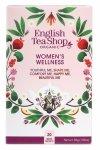 English Tea Shop, Herbata Mix Smaków, WOMAN'S WELLNESS, 30g
