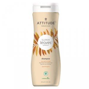 Attitude, Szampon nadający objętość i połysk z Białkiem sojowym i Żurawiną, 473 ml