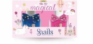 Snails, Zestaw lakierów Goes Happy – You are magical, 2 szt. EAN