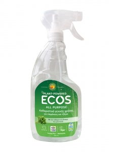 ECOS, Spray do czyszczenia, pietruszka, 650ml
