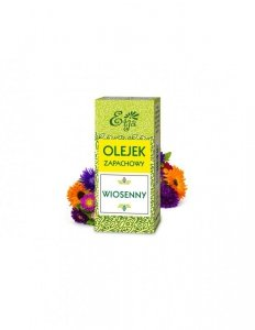 Etja, Kompozycja zapachowa Wiosenna, 10 ml