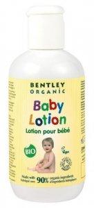 Bentley Organic, Dziecięce Mleczko do Ciała z Rumiankiem, Aloe Vera i Naturalną Witaminą E, 250 ml