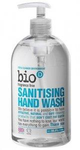 Bio-D, Mydło w płynie, Bezzapachowe, 500 ml