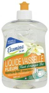 Etamine du Lys, Płyn do Mycia Naczyń Kwiaty Pomarańczy, 500 ml