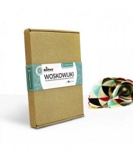 Woskowijki DOUBLE PACK Woskowana tkanina do zawijania 2