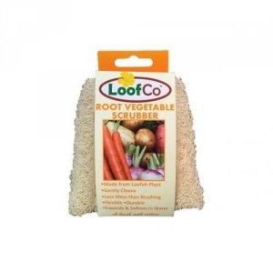 Gąbka do warzyw z naturalnej rośliny Loofah