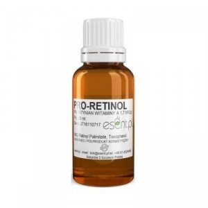 Palmitynian retinolu - PRO-RETINOL Witamina A 1.7 m. IU/g 20ml