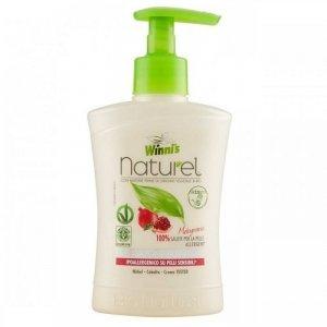 Mydło do mycia rąk z ekstraktami organicznymi z granatu czarnej jagody i Aloe Vera 250ml