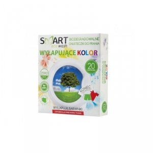 Biodegradowalne chusteczki wyłapujące kolor 20 szt