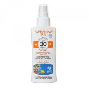 Spray z filtrem SPF 30 wersja podróżna 90g