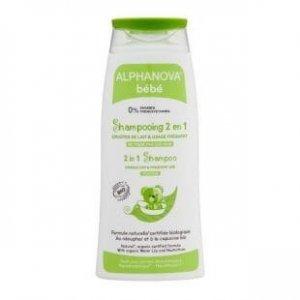 Delikatny szampon do włosów dla skóry atopowej Bio 200ml