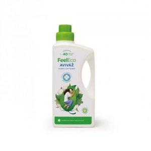 Ekologiczny płyn zmiękczający do tkanin o zapachu bawełny 1L