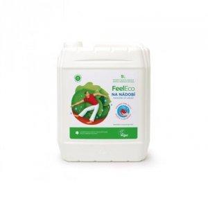 Ekologiczny płyn do mycia naczyń, owoców i warzyw o zapachu owocowym 5L