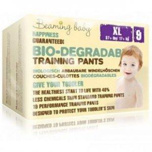 Pants Jednorazowe Biodegradowalne pieluchomajtki, XL, 19 szt.