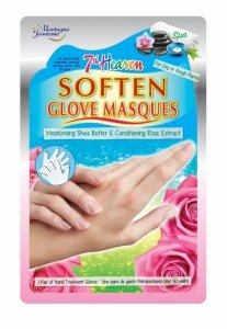 7th heaven - Soften Glove Masques nawilżające rękawiczki do dłoni 1 para