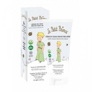 Le petit prince - Nappy Change Protective Cream ochronny i kojący organiczny krem pieluszkowy dla dzieci 100ml