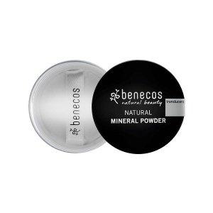 Benecos - Natural Mineral Powder sypki puder mineralny Translucent 10g