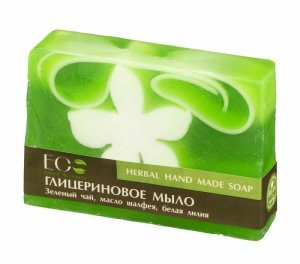 Ecolab - Herbal Hand Made Soap ziołowe mydło w kostce ręcznie robione 130g