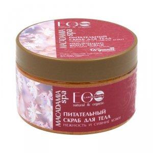 Ecolab - Macadamia Spa Nourishing Body Scrub odżywczy peeling do ciała 250ml