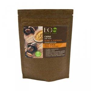 Ecolab - Body Scrub peeling do ciała Coffe & Mustard 200g