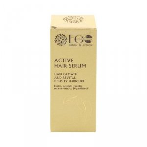 Ecolab - Active Hair Serum aktywne serum na porost i przywrócenie gęstości włosów 30ml
