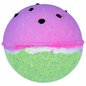 Bomb cosmetics - Watercolours Bath Bomb wielokolorowa musująca kula do kąpieli Fruity Beauty 250g
