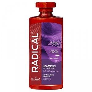 Farmona - Radical Normalising Shampoo szampon normalizujący do włosów przetłuszczających się Ekstrakt z Szałwii 400ml