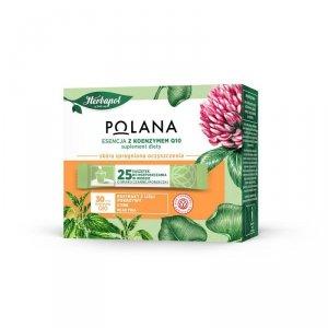 Polana - Esencja z koenzymem Q10 suplement diety 25 saszetek